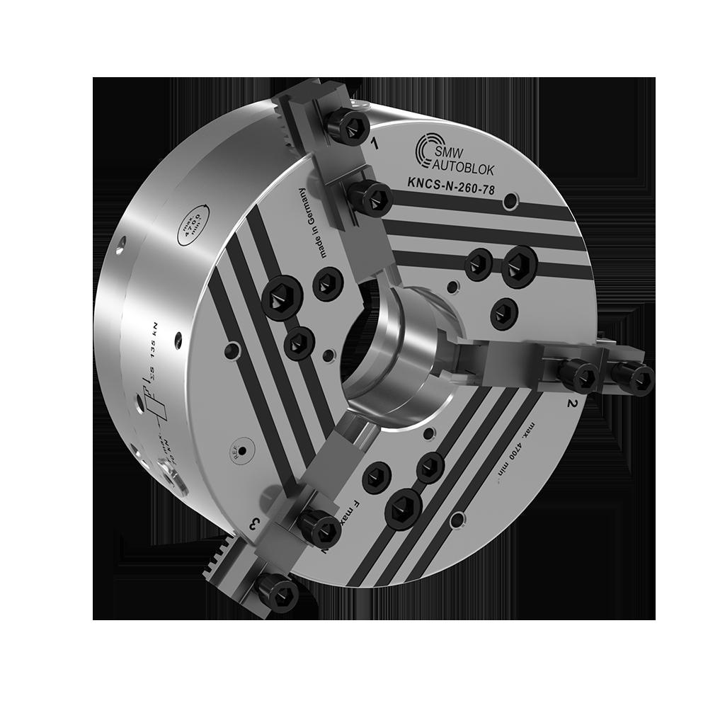 KNCS-N Ø 140 - 630 mm